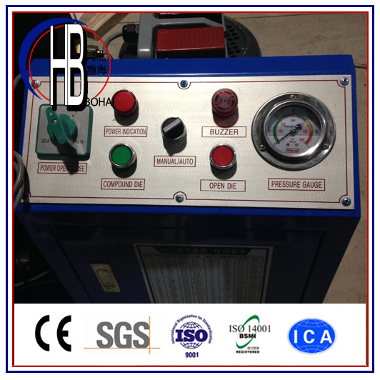 Finn Power Hydraulic Rubber Hose Crimping Equipment