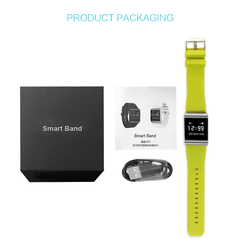 2017 Wearable Devices Heart Rate Monitor Smart Band Bluetooth Activity Monitor Smart Bracelet X9 Plus Blood Pressure Bracelet
