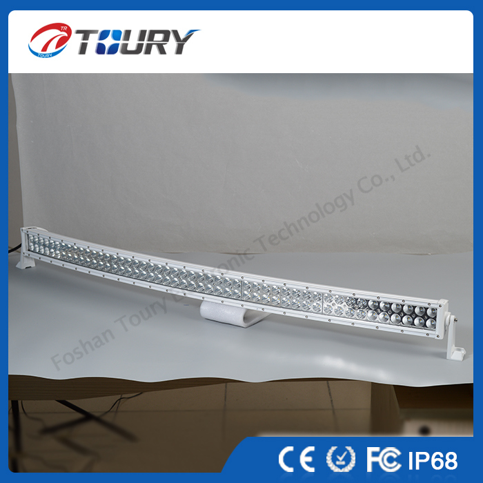 50 Inch Offroad LED Lighting Curved 288W CREE LED Light Bar