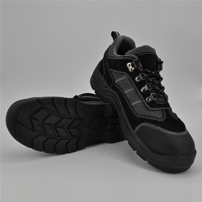 Sports Look Safetry Shoes with Steel Toe and Midsole Ufb054