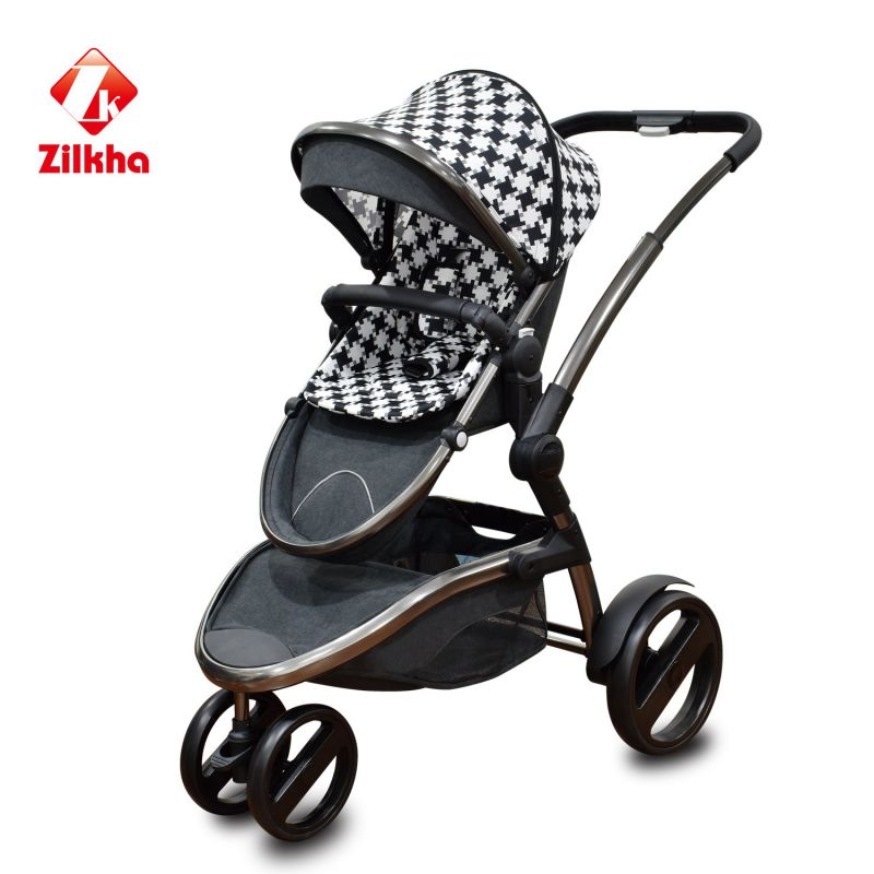 Baby Stoller with Frame+Regular Seat+Two in One+Carseat