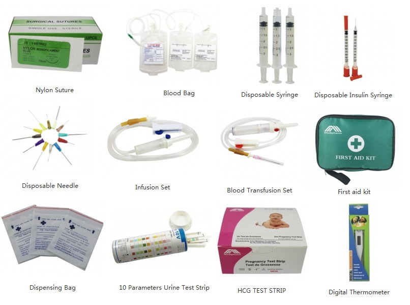 Ce&ISO Certified Safety Disposable Insulin Injection Needle Manufacturers Price
