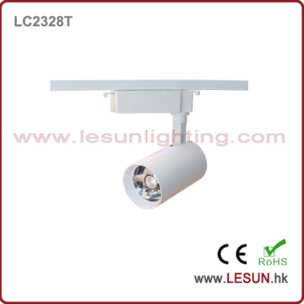 New Product COB LED Track Light with High Luminous LC2320t