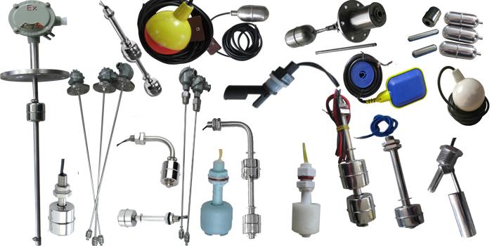 Small Plastic Float Level Switch (CX-FLM-RF20F)