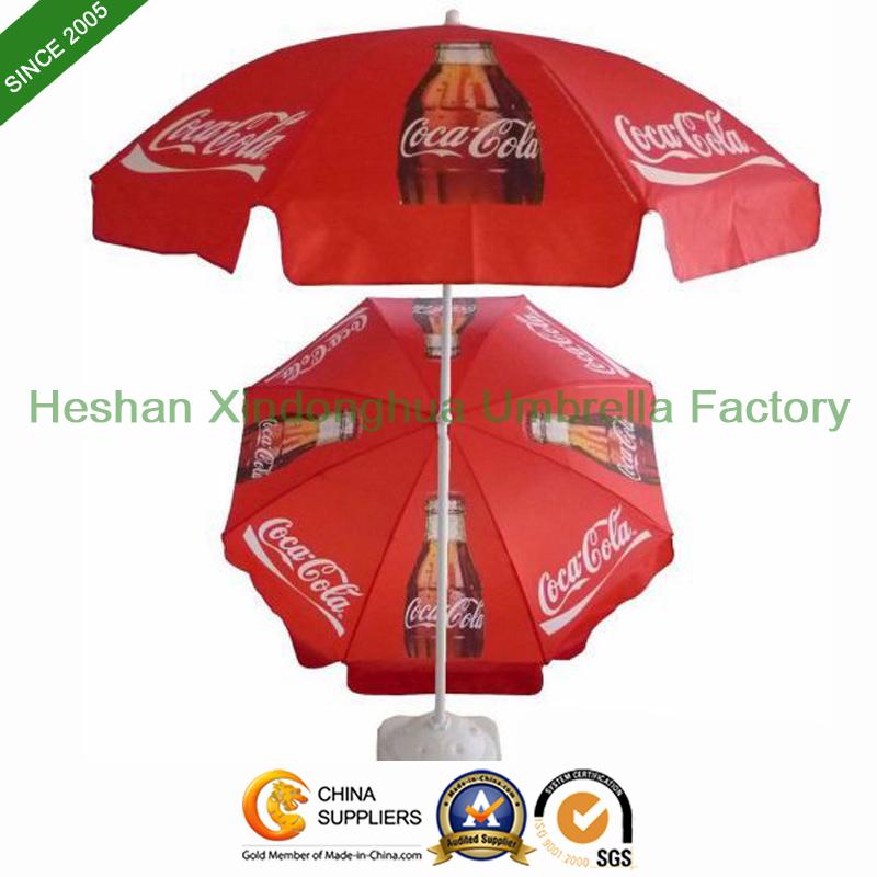 Promotional Outdoor Sun Umbrella for Display (BU-0045)