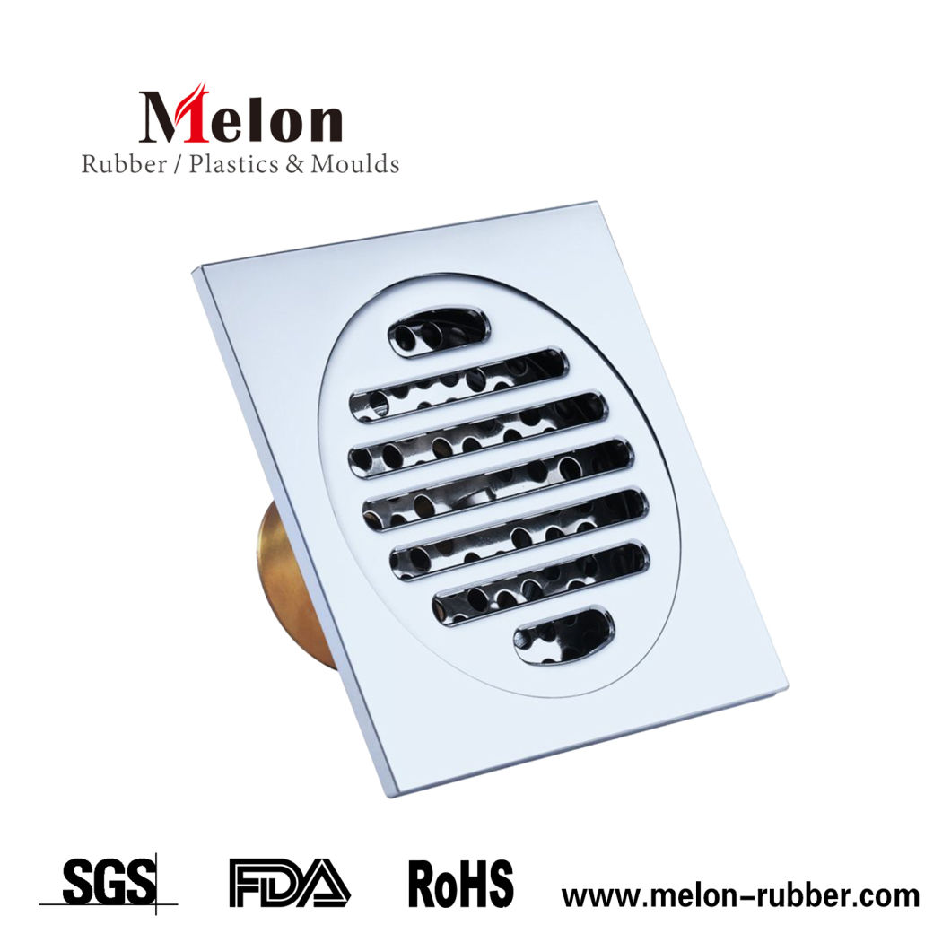 Stainless Bath Drain with Stainless Steel Cover