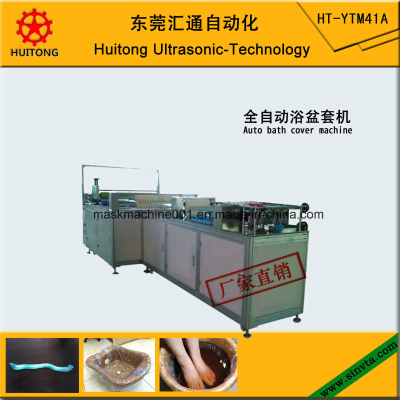 Ultrasonic Bath Cover Making Machine