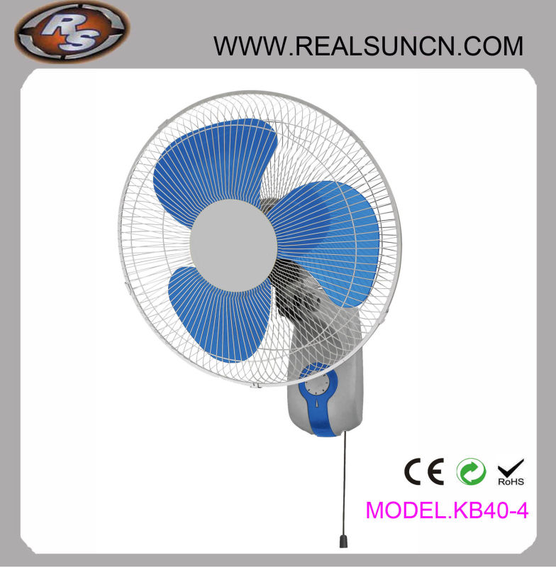 Colorful Wall Mounted Fan for 16inch and 18inch