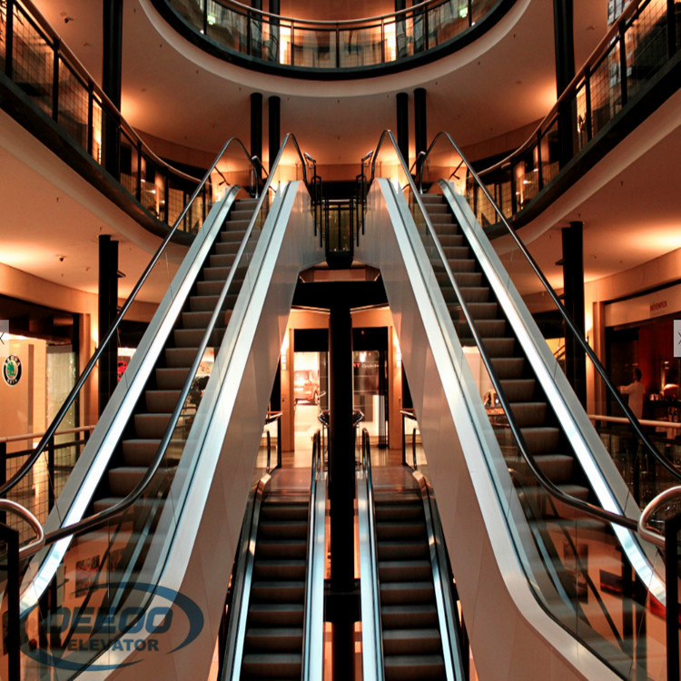 Commercial Economic Commercial Building Mall Residential Passenger Escalator