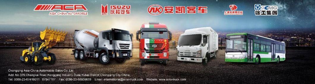 Sih 340HP 8X4 Cargo Lorry /Van Truck