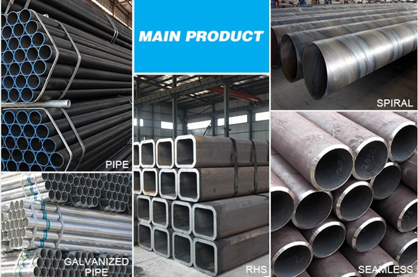 Atkm16A Stkm16c Seamless Carbon Steel Precision Pipe for Auto Accessories.