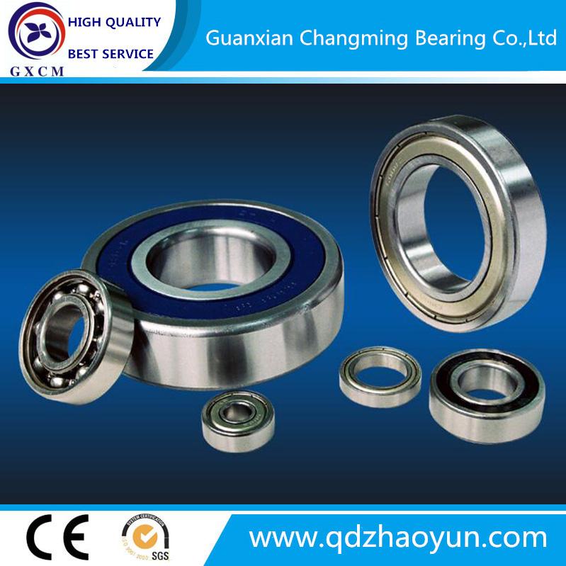 China Bearing Factory Auto Deep Groove Ball Bearing