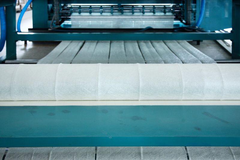 250g Fiber Glass Stitch Mat Used in FRP Boat Hulls