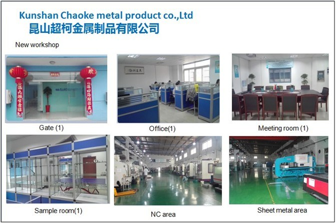 Stainless Steel Aluminum Metal Stamping Deep Drawn Parts