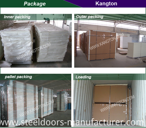 2014 New Launched Molded MDF Melamine Door (melamine door)