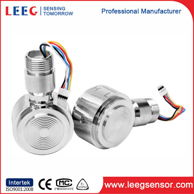 China Low Price Mv Output Mono-Silicon Differential Pressure Sensor for Wholesale