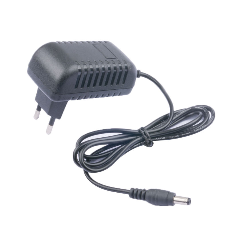 EU Plug 5V 2A AC DC Adaptor 10W Switching Power Supply Wall Charger 5.5*2.5mm