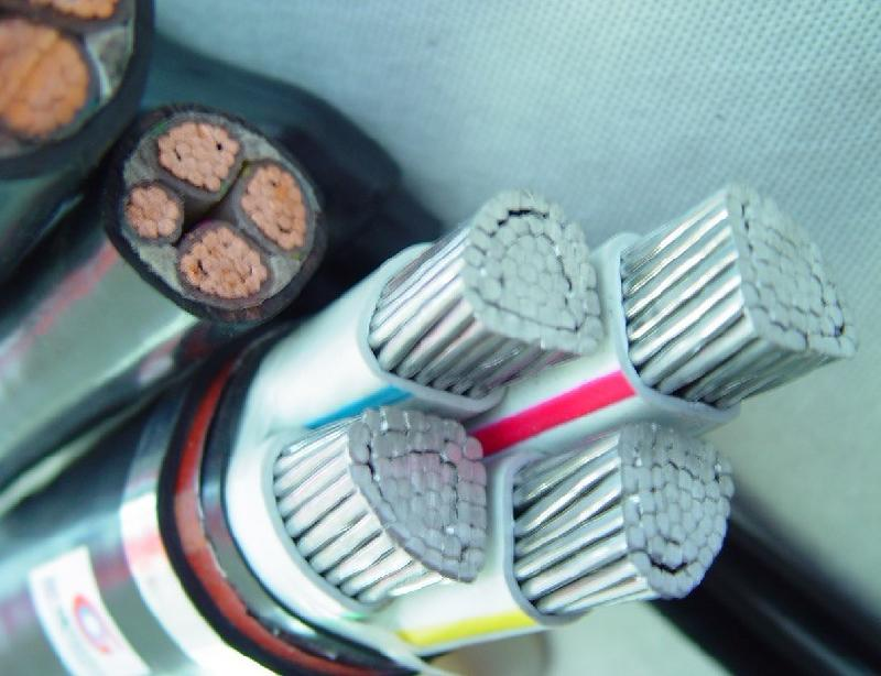 Copper or Aluminum Conductor Good Power Cable Manufactures