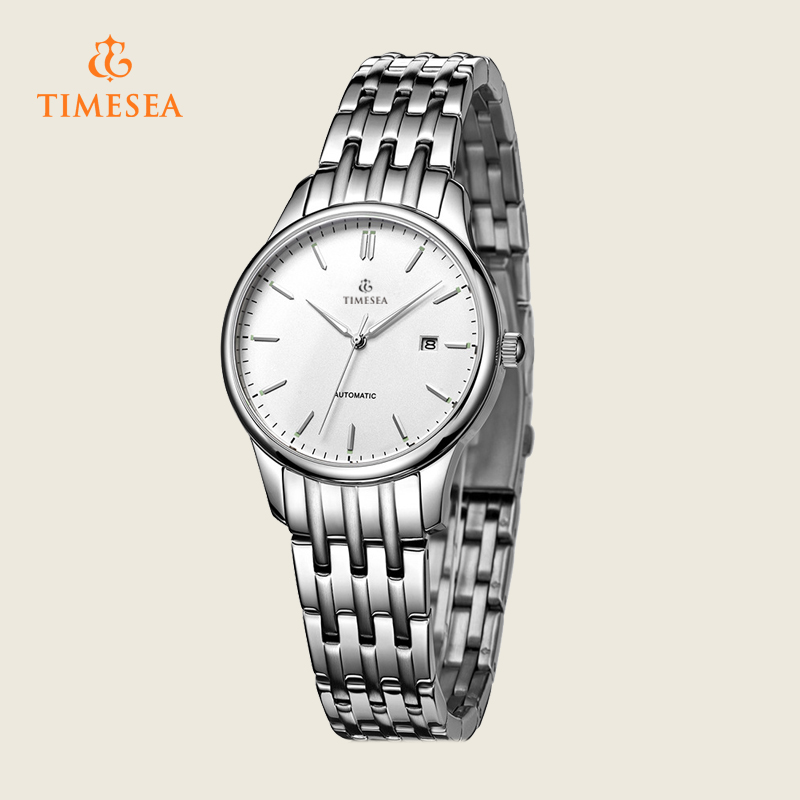 Superior Mechanical Stainless Steel Womens Automatic Watch 71116