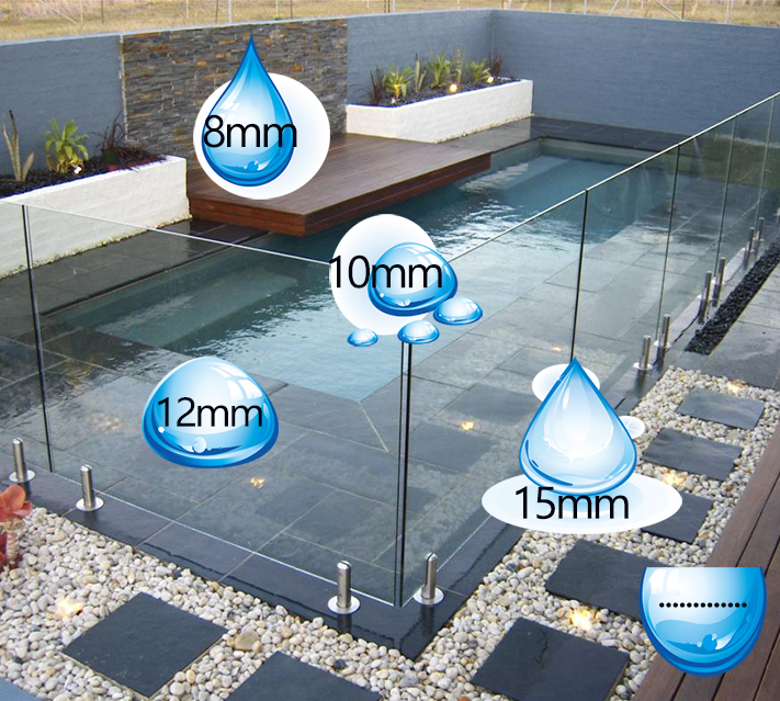 AS/NZS Toughened Glass