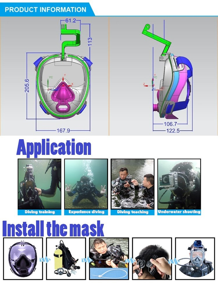 custom swim goggles