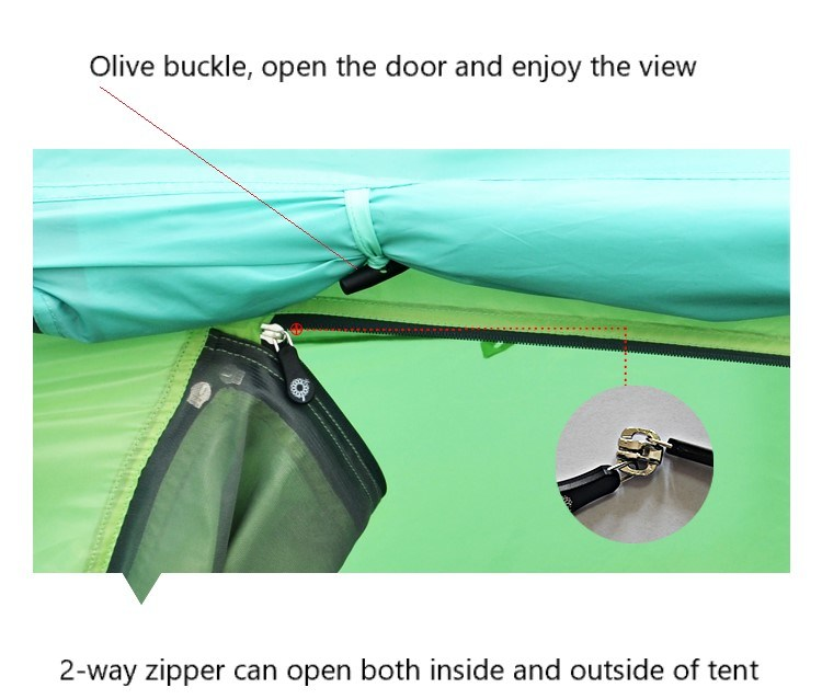 2 Man Outdoor Camping/ Hiking Tent