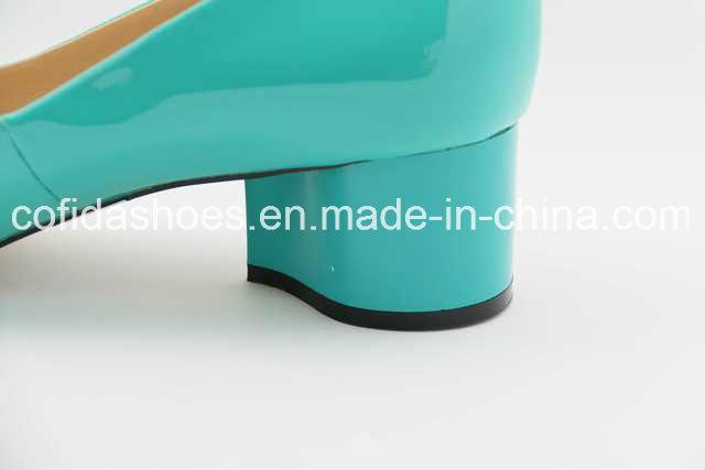 Special Attractive Medium Heel Women Shoes