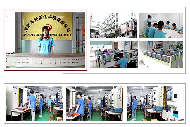 Customized CNC Machined Watch Part