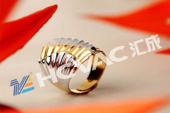 PVD Gold Ion Coating Machine/Titanium Nitride Gold Coating Equipment