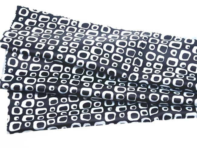 2017 Fashion Top Quality Digital Textile Print Woven Fabric (TLD-0028)