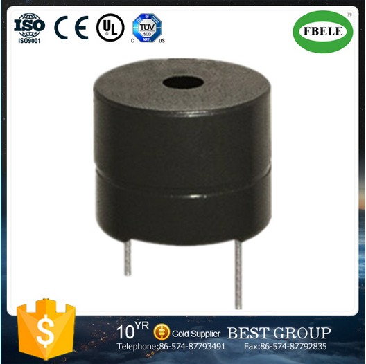 Piezo Transducer and Piezo Buzzer for Security Product (FBELE)