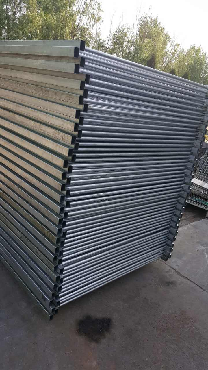 Galvanized steel swimming pool fence china manufacturer