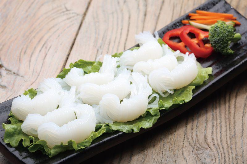Low Fat Healthy Shirataki Konjac Pasta Noodles