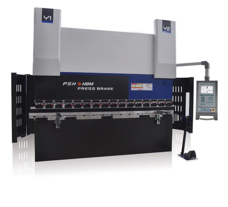 CNC Hydraulic Press Brake (PSH-170-4100HBM)