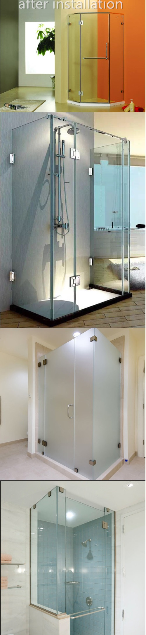 Hot Sell Glass to Glass Shower Door Hinge for Glass Door (CR-Y03)