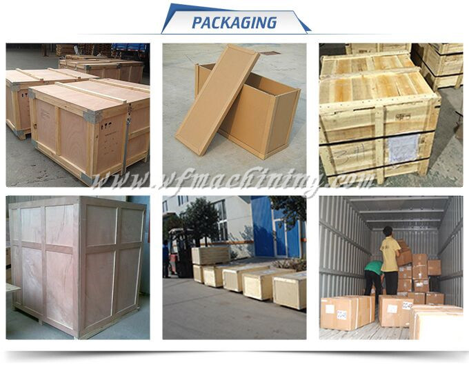 OEM Precision Aluminum Sheet Metal Fabrication Part by Metal Plate