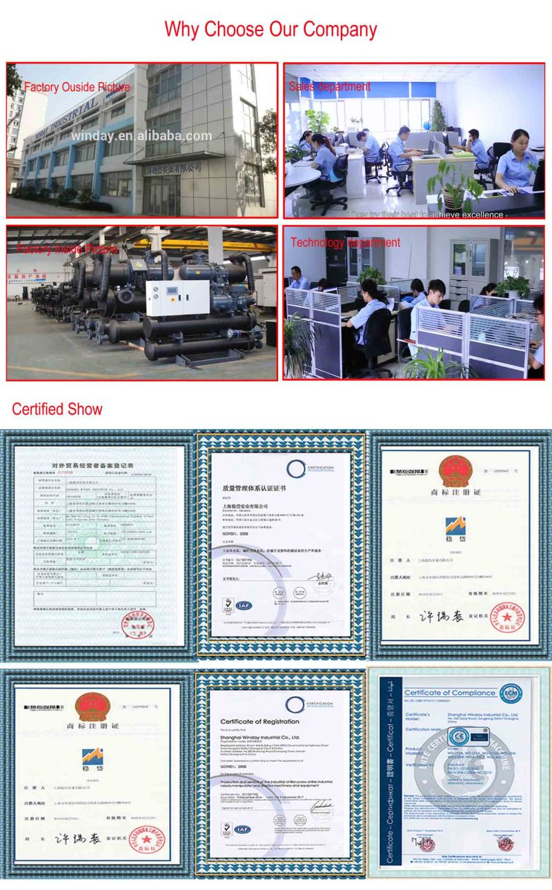 Electroplating/ Electroplate /Anodic Oxidation/Soldering/Welding Used Water Chiller