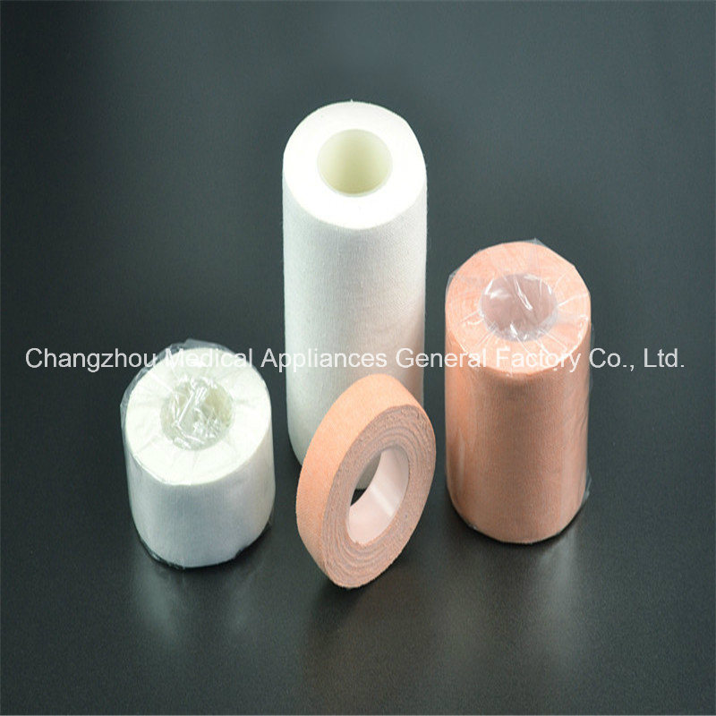 Ce/ISO/FDA Approved Medical Zinc Oxide Adhesive Plaster