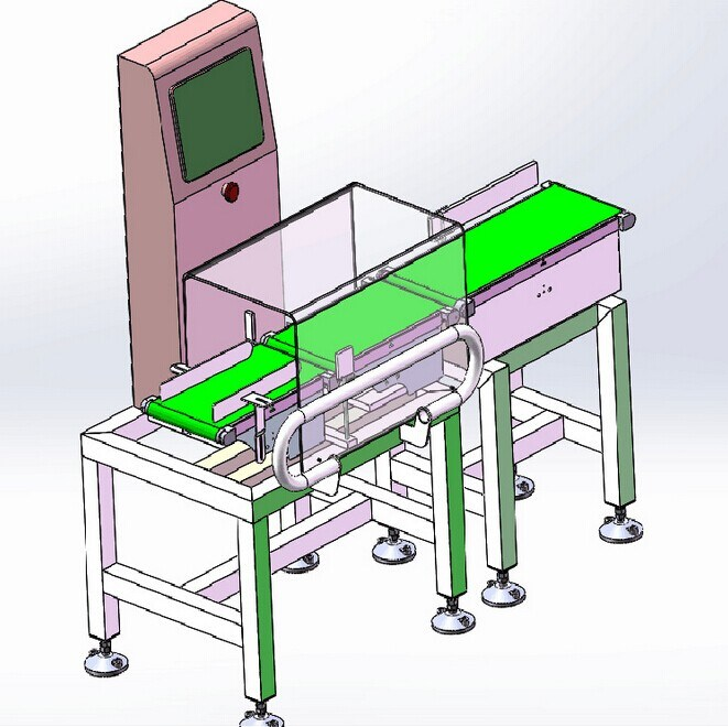 Conveyor Check Weigher Style Checkweigher