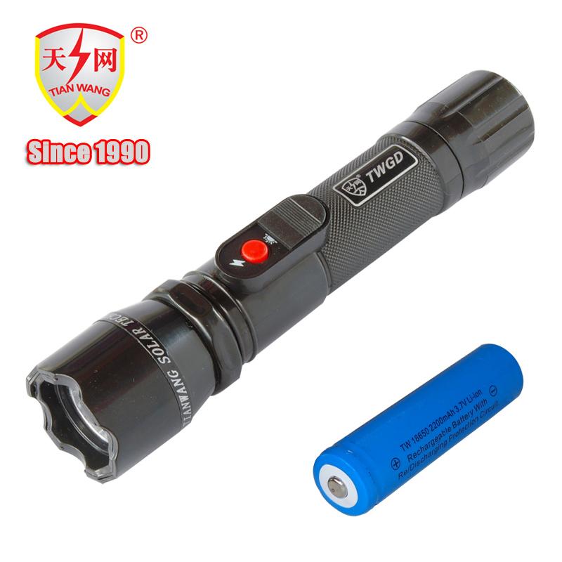 Solid Polymer Plastic Self-Defense Stun Guns (TW-318)