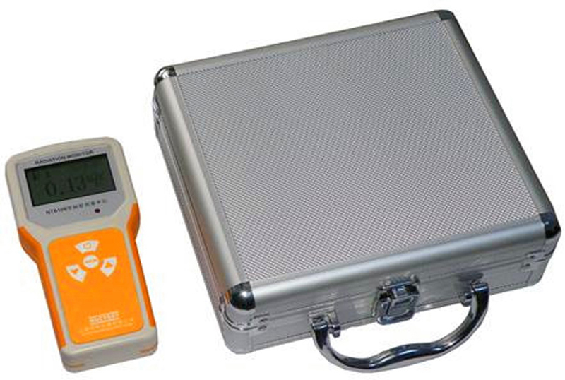 Nt6106 Portable Personal Search Nuclear Radiometer
