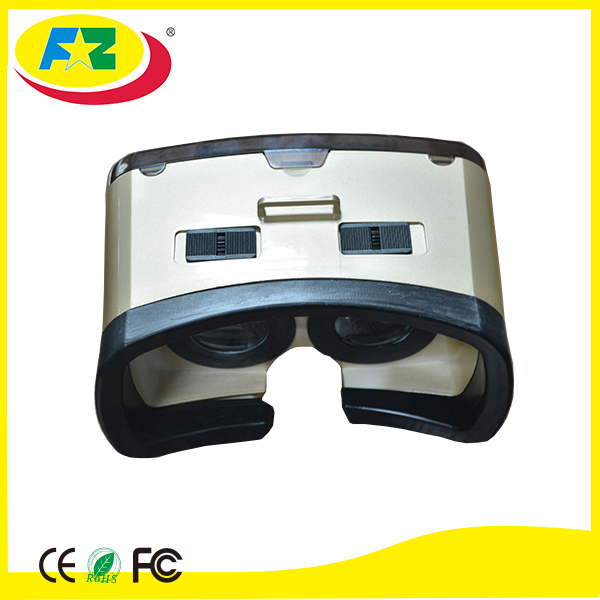 New Technology Headset Video Virtual Reality 3D Vr Glasses