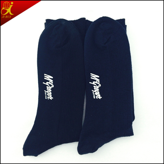 Adult Men Socks Business Type