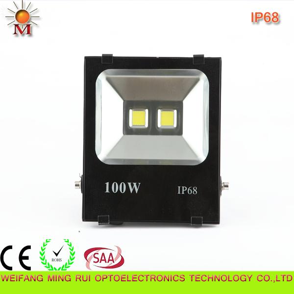 IP68 High Lumens Top Quality 100W LED Flood Light