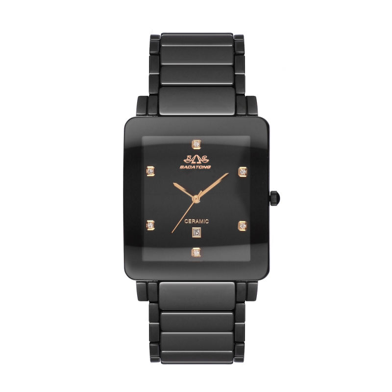 Square Case, High Quality Man Watch