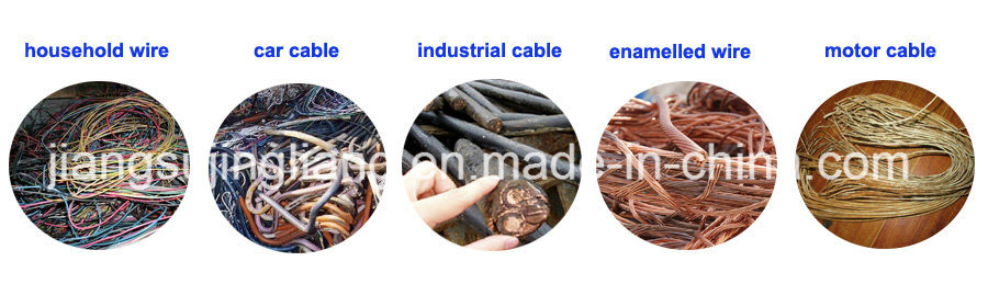 Electric Industrial Copper Cable Granulator