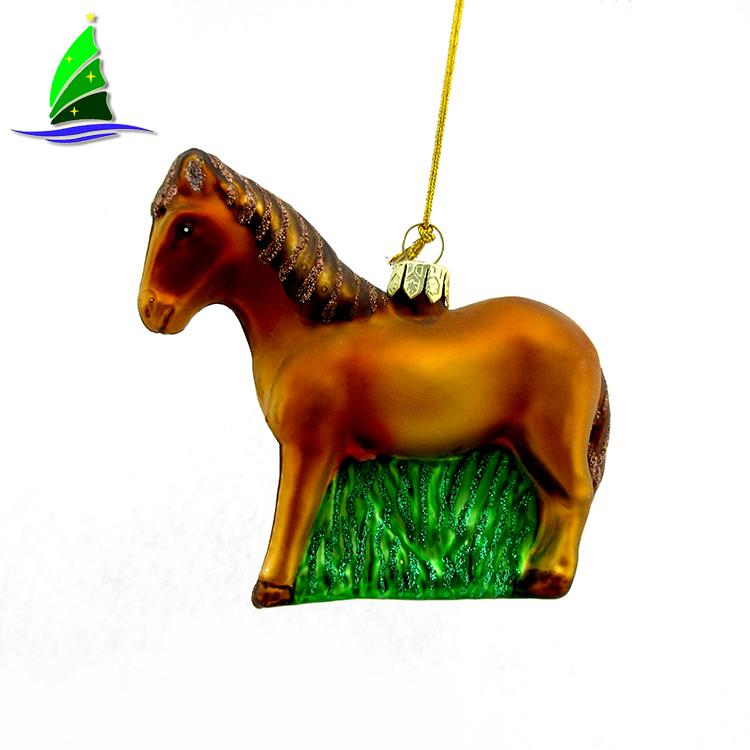 Hanging Horse Ornament