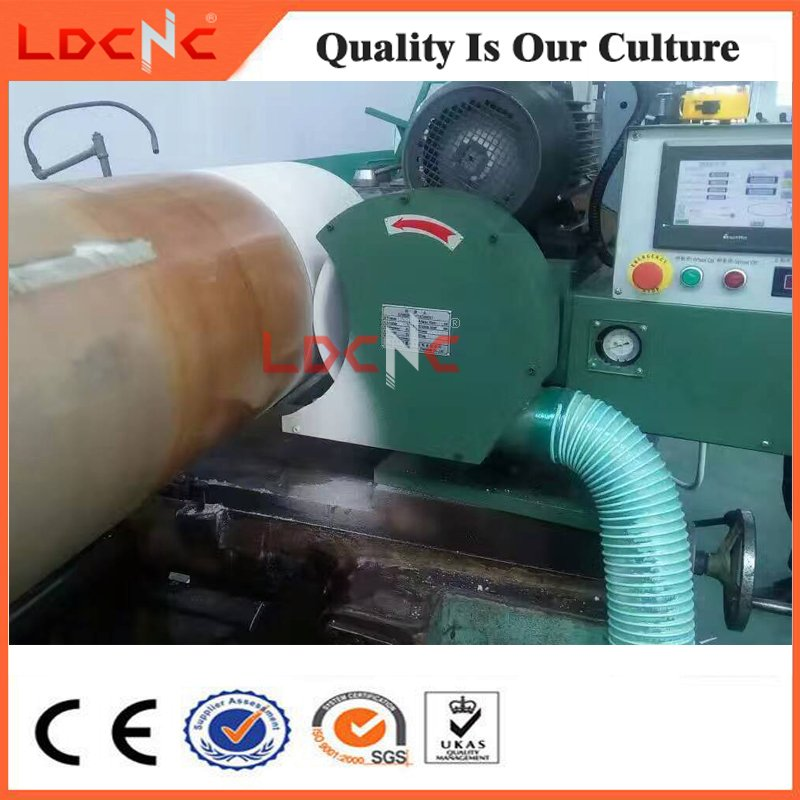 Mj6180 Horizontal Universal Manual Rubber Roller Grinding Machine