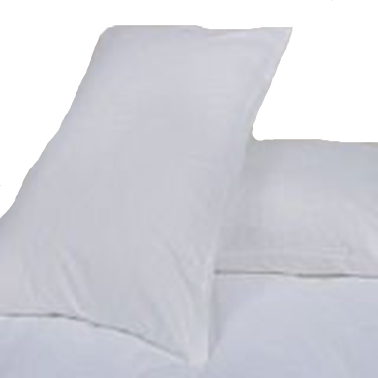 White Cotton Pillow Cover