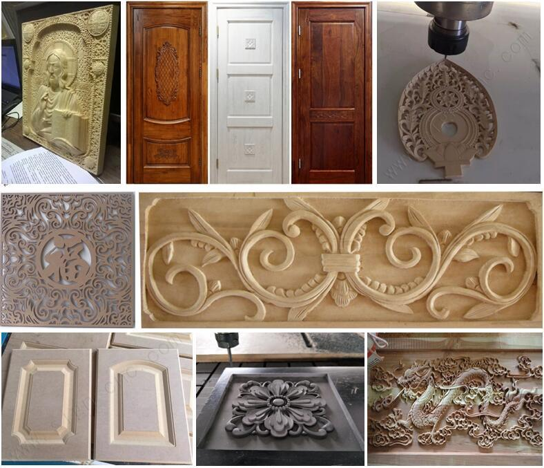 Sign 1325 CNC Router Woodworking for Wood MDF Plywood Furniture